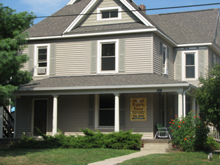 Siding Installation Example Fifteen - Indianapolis Client